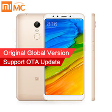 "In Stock Global Version Xiaomi Redmi 5 Plus 4GB 64GB Smartphone 5.99"" Full Screen Snapdragon 625 12.0MP Camera 4000mAh MIUI 9 CE(China)"