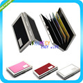 Waterproof Aluminum Business ID Credit Card Holder Mini Wallet Holder Pocket Case Box