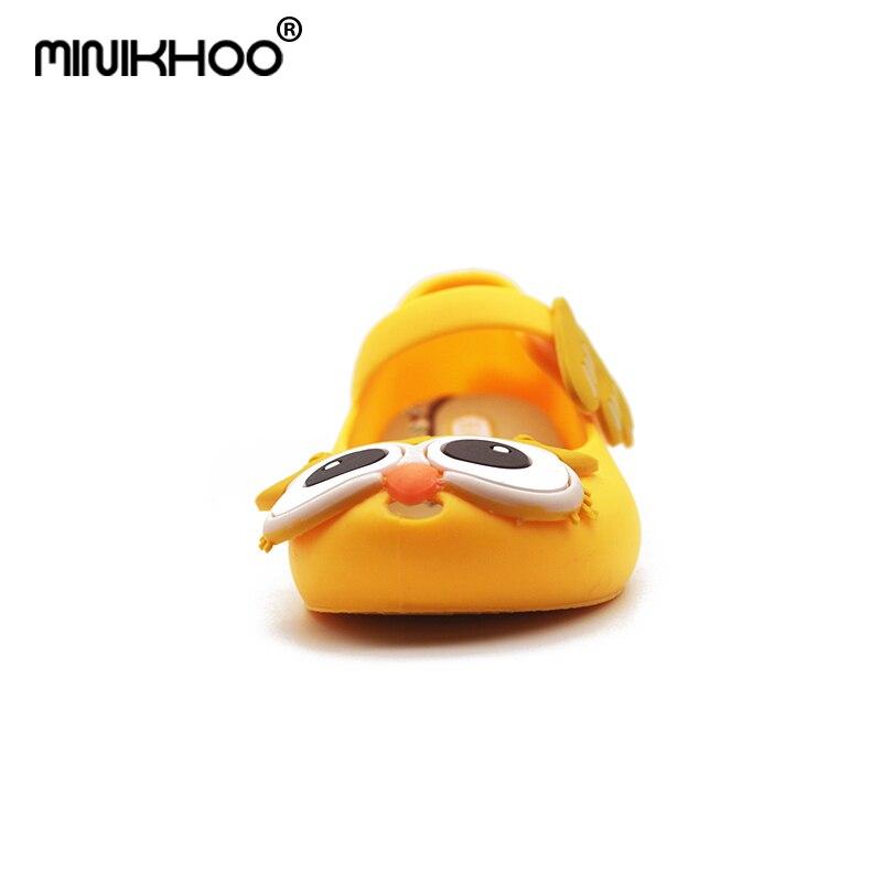 Mini Melissa Owl Princess Jelly sandalen 4 kleuren 2017 nieuwe - Kinderschoenen - Foto 2