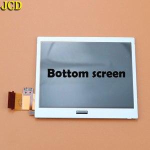 Image 4 - JCD 1 pcs למעלה תחתון עליון תחתון LCD מסך עבור NDSL משחק אביזרי תצוגת מסך עבור Nintend DSLite DS Lite
