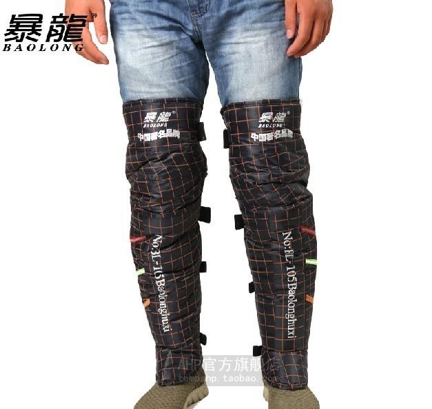 Rex electric car motorcycle riding knee Leggings kneepad warm warm waterproof cold kneepad