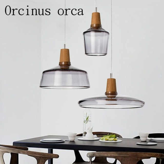 В нордическом оригинальном стиле карат хрустальная люстра столовая Бар однорожковая люстра бесплатная доставка