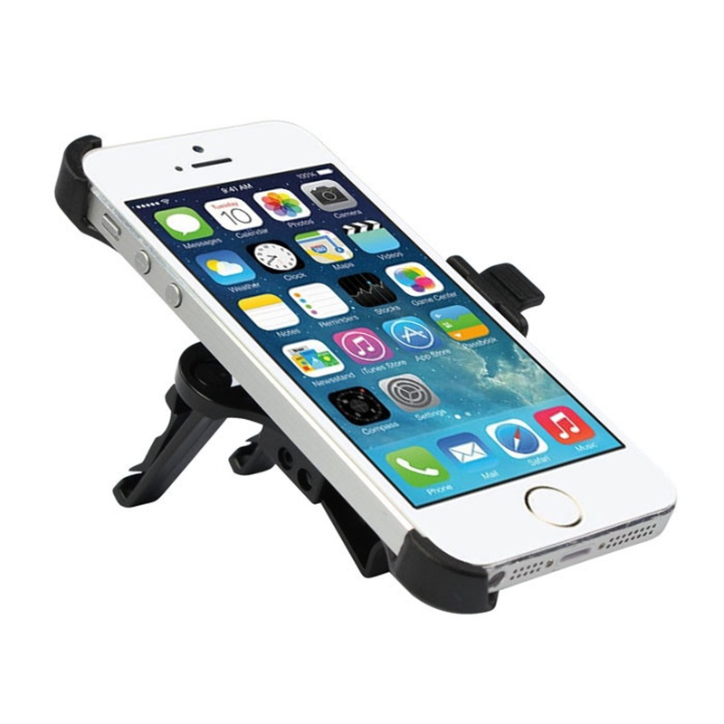 2018 hot selling New Car Air Vent Clip Mount Holder Cradle Stand For Apple iPhone 5 5G 5S Vicky
