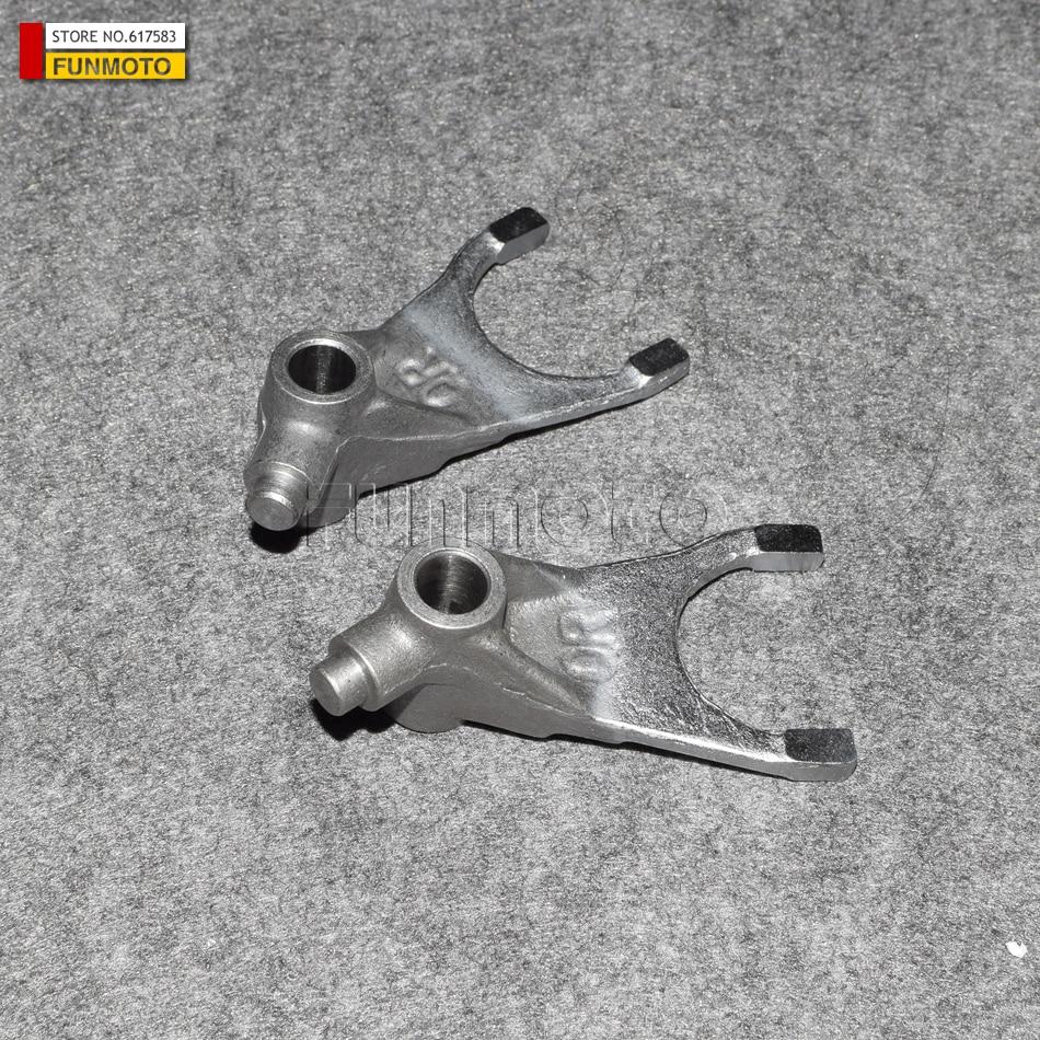 2 pièces fourche pour 150cc ATV marque E-TON/YUKON ST EXL150/FUSIM/FX VTT/YONGHE 150CC GOKART