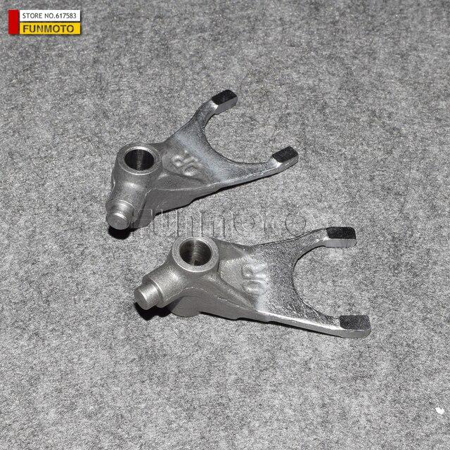 2 unids turno tenedor para 150cc ATV marca E-TON/YUKON ST EXL150/FUSIM/FX ATV/YONGHE 150CC KART