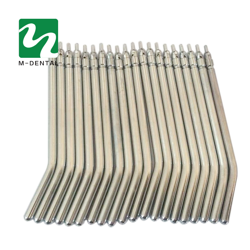 10 pcs Spray Nozzles/Tips/Tube for Three Way/Triple Dental Air Water Syringe For Teeth Whitening Dentistry Lab Equipment