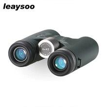 лучшая цена LEAYSOO 10X42 Binocular HD MC-Green Film Nitrogen Waterproof Low light level night vision Camping Hunting Binocular
