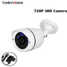 AHD HD 720P waterproof AHD Camera ,1.0MP HD IR35M Camera ,AHD KIT Camera IR distance 35M With IR cut