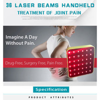 ATANG Cold Laser Therapy Device for Pain Relief Suitable for Human and Animal
