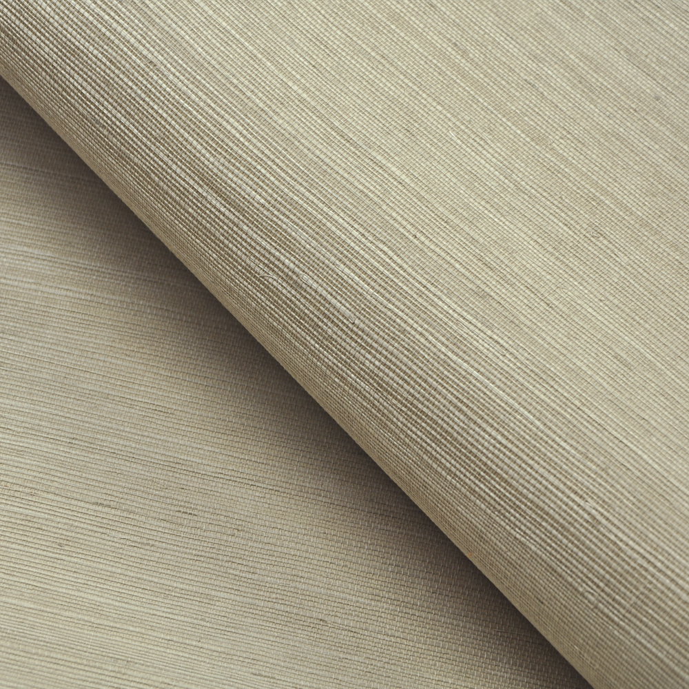 2019 New Color Camel Natural Sisal Grasscloth Wallpaper Design Home Decor Hotel Wall