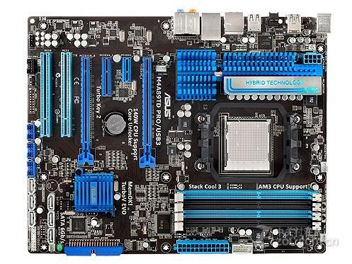 ASUS M4A89TD PRO/USB3 890FX Support Bulldozer FX-8350 8120 85%-95%new original 960gm vgs3 fx bulldozer am3 integrated small board support open core