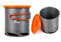 Fire Maple New Heat Exchanger Kettle Camping Pot Outdoor Kettle FMC XK6
