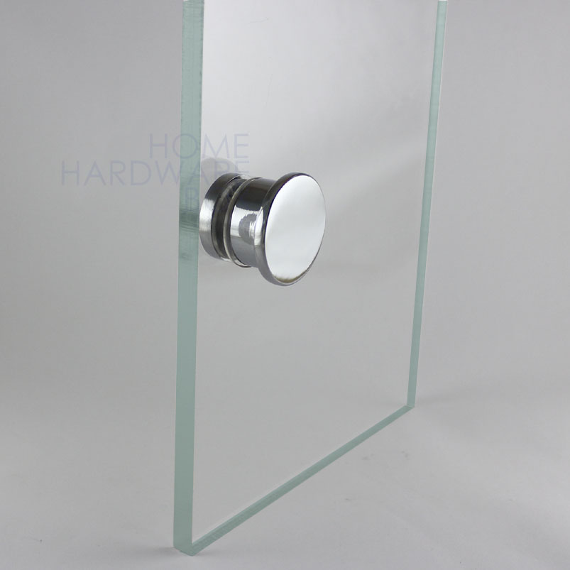 Aliexpress Buy Chrome Polish Cabinet Glass Door Knob Showcase