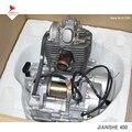 WHOLE DE JIANSHE ATV 400 NOME DO MODELO É JS386/JIANSHE400CC DESLOCAMENTO