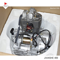 WHOLE ENGINE OF JIANSHE 400 ATV MODEL NAME IS JS386/JIANSHE400CC DISPLACEMENT