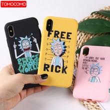 coque rick et morty iphone 5