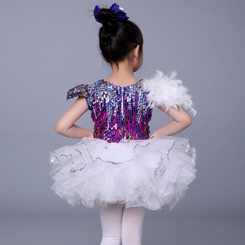 Dance Clothing Sequined discount
