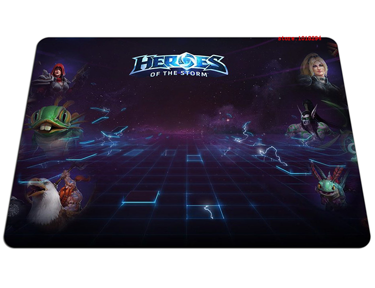 Heroes of the Storm mouse pad 2016 new large pad to mouse notbook computer mousepad Adorable gaming padmouse gamer play mats