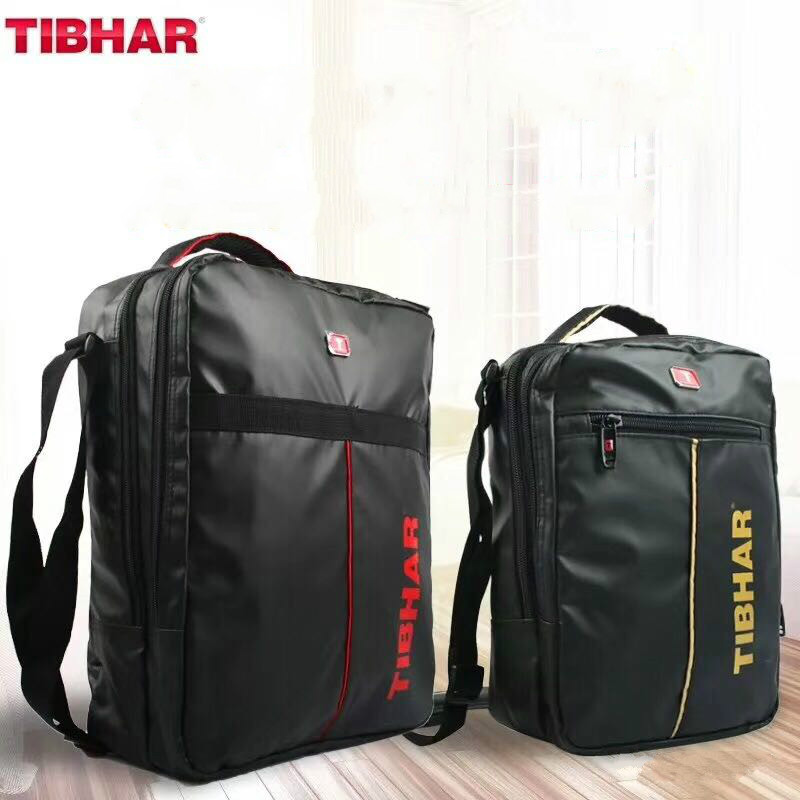40db72844500 New Arrival Tibhar Table Tennis Backpack Ping Pong Multi function Bag  Racquet Sports Bags Made In Germany-in Racquet Sport Bags from Sports    Entertainment ...