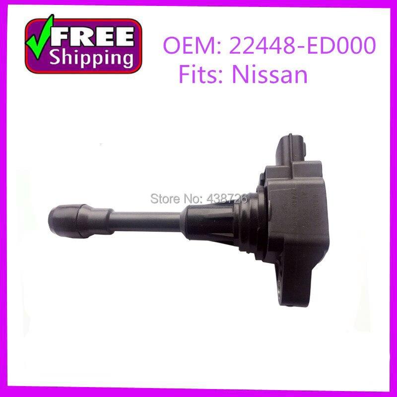 high qualtiy ignition coil oem 22448-ED000high qualtiy ignition coil oem 22448-ED000