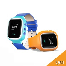 Scorching Child GPS Sensible Watch Wristwatch SOS Name Location Finder Locator System Tracker for Child Secure Anti Misplaced Monitor Child Reward Q60