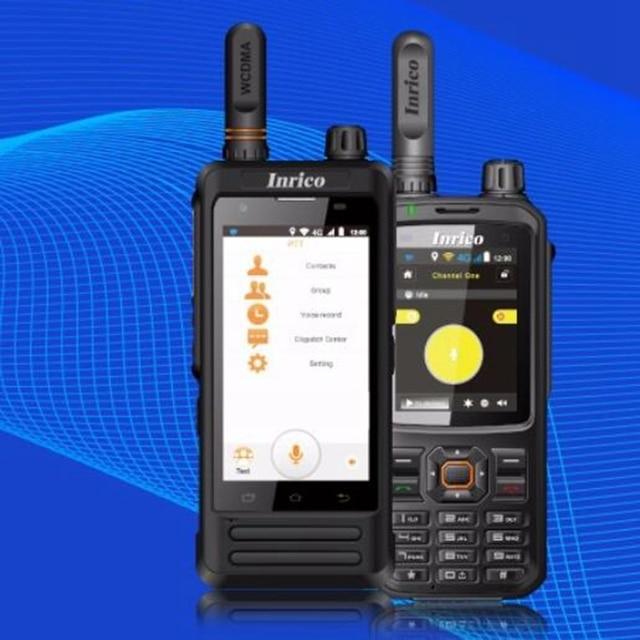 2019ใหม่เครือข่ายWalkie Talkie 4Gโทรศัพท์มือถือวิทยุWalkie Talkie 3500MAhแบตเตอรี่มือถือHSDPA/WCDMAวิทยุ