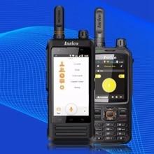 2019 nouveau réseau talkie walkie 4G téléphone portable radio talkie walkie 3500mAh batterie portable HSDPA/WCDMA radio