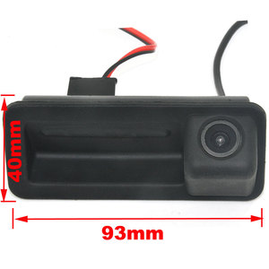 Image 2 - CCD Car Rear View Camera For Land Rover Freelander Range Rover Ford Trunk Handle Camera For Ford Mondeo Fiesta S Max Focus 2C 3C