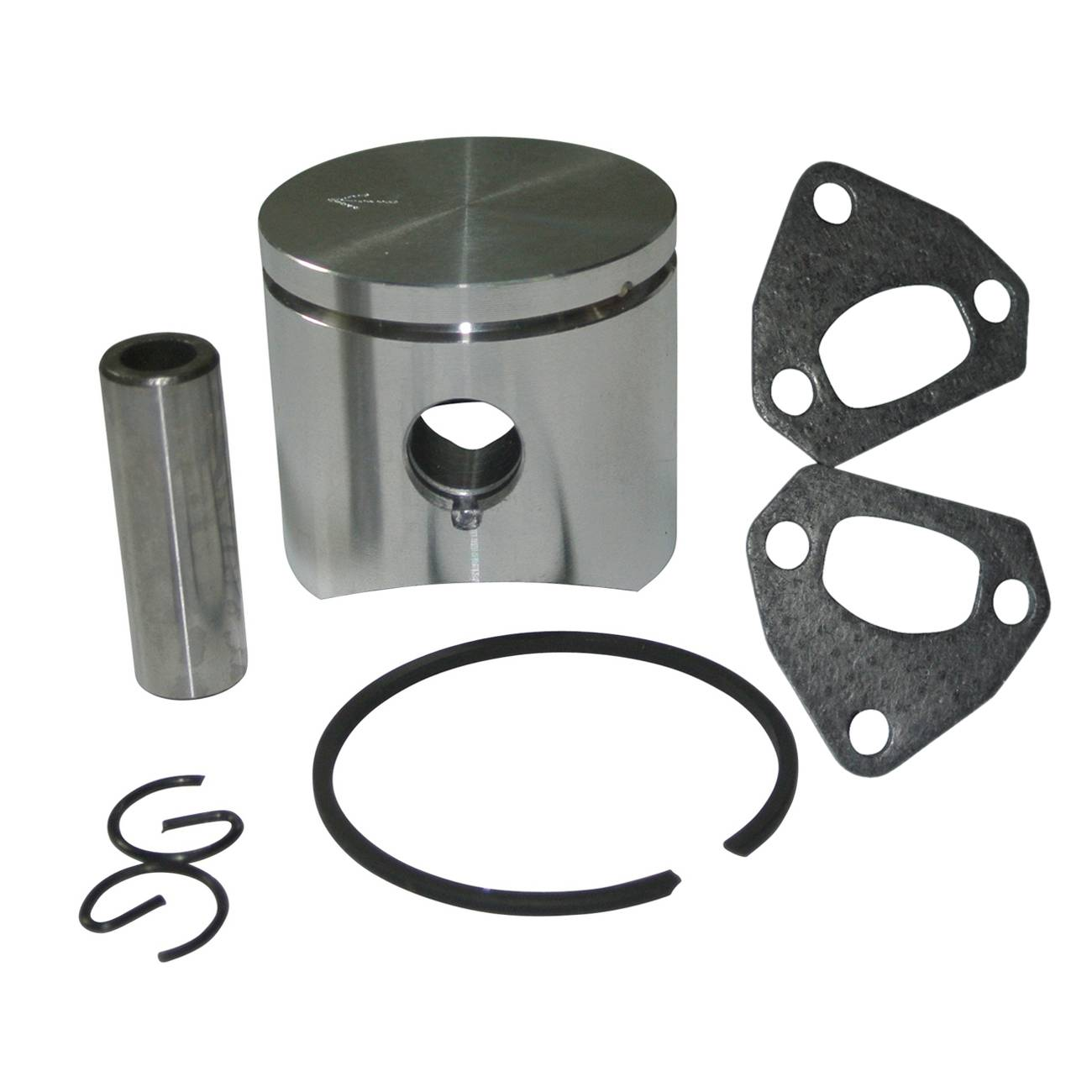 Piston Rings  & Muffler Gasket For Husqvarna 36 41 142 141 137 136