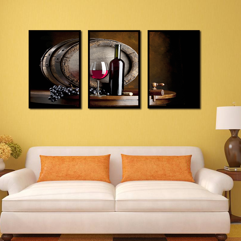 Attractive Three Canvas Wall Art Images - Wall Art Collections ...
