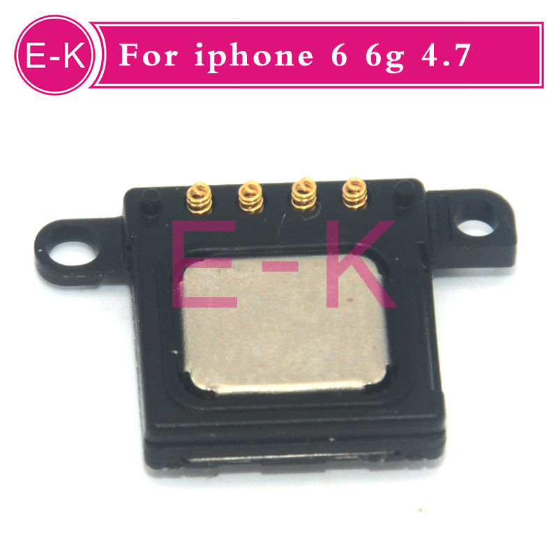 10pcs/lot New for iPhone 6 6G 4.7″ Earpiece Ear Piece Sound Speaker Listening Parts free shipping