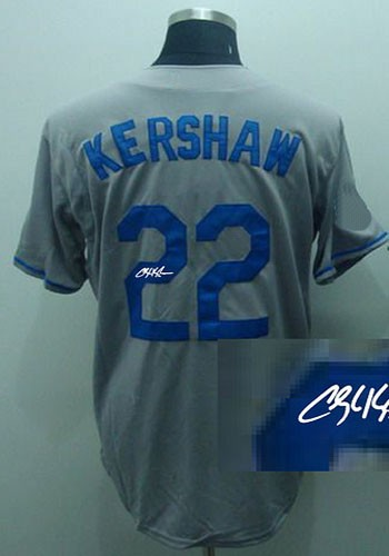 87bc4727245 Free Shipping 22 Clayton Kershaw jersey Embroidery and Sewing Logos ...