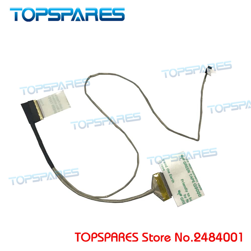 Original New For X553MA 14005-01280200 Display Cable notebook vga cable screen lcd lvds cable flex original new a1706 a1707 a1708 lcd led lvds screen display cable for macbook pro a1706 a1707 a1708 lcd display flex cable