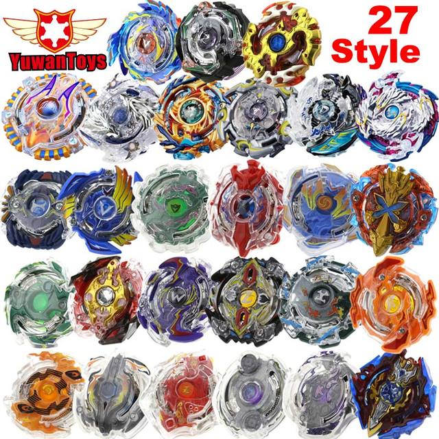 27 style beyblade burst toys arena without launcher and box beyblades toupie metal fusion god. Black Bedroom Furniture Sets. Home Design Ideas