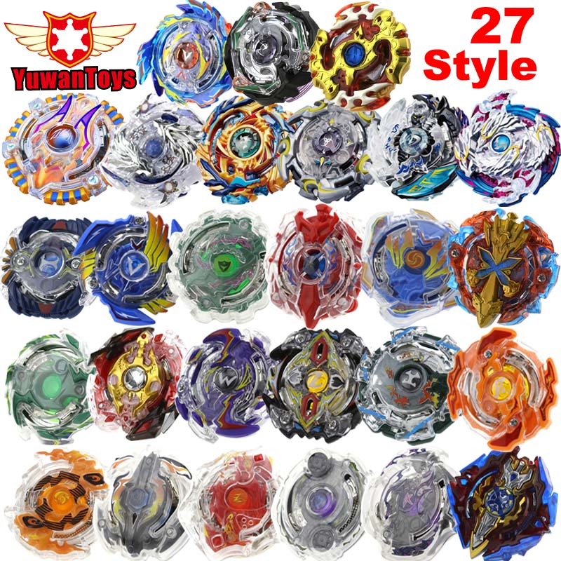27 Style Beyblade Burst Toys Without Launcher And Box Beyblades Blades Metal Fusion God Spinning Top Bey Blade Blades Toys цены