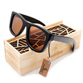 Bobo pássaro de luxo da marca óculos de sol de madeira homens e mulheres new polarizada Sung lasses Praia Ao Ar Livre Oculos de grau com o Original caixa
