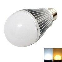 LED Bulb Light 2 4G LED E27 9W 3000K 6500K Color Temperature Adjustable Dimmable Bulb AC85