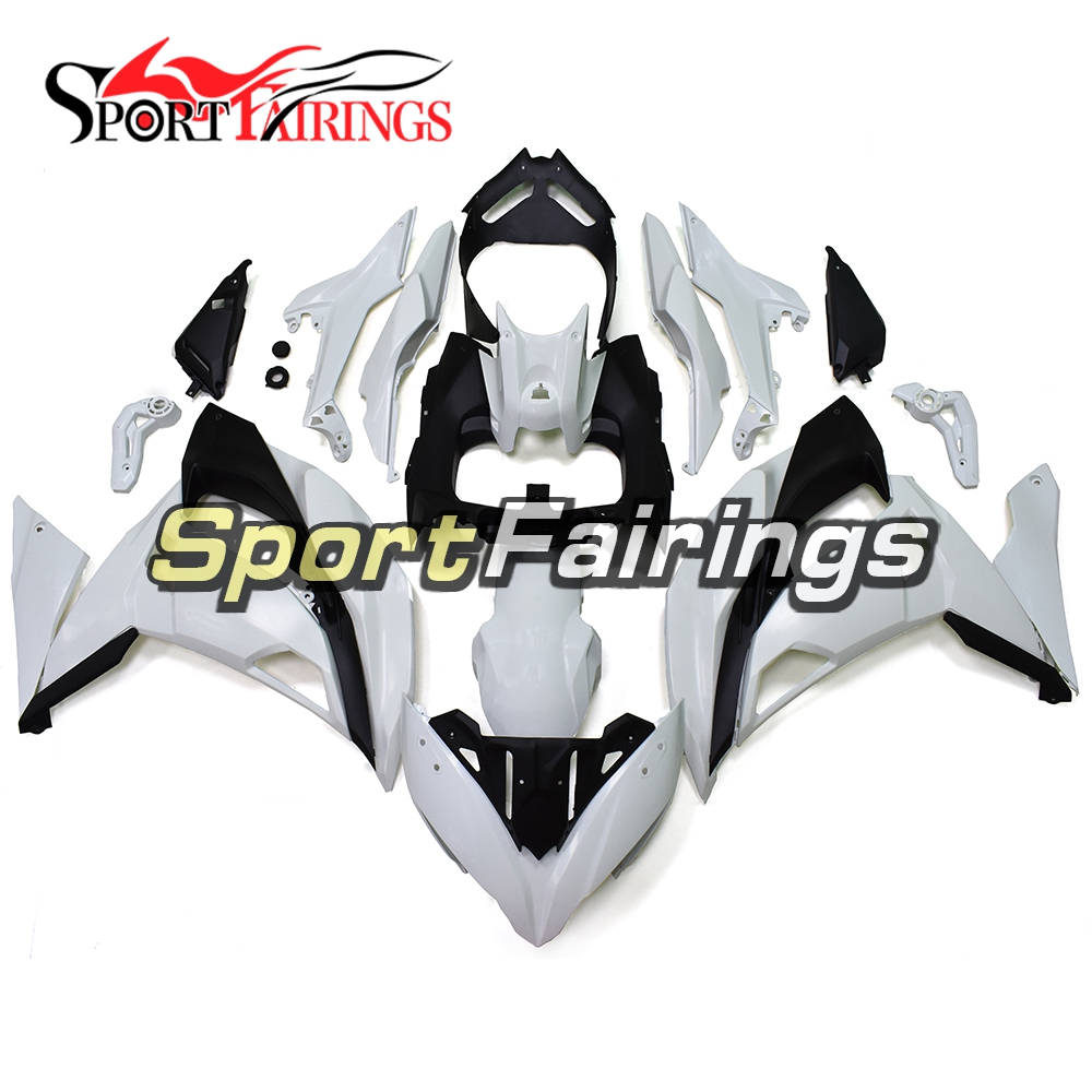 Naked Unpainted Complete ABS Injection Fairings For