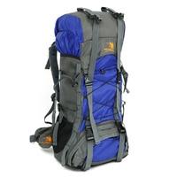 2017 Лидер продаж 60L путешествия рюкзак мешки нейлоновая сумка Для мужчин и Водонепроницаемый нейлон Колледж прилив Повседневное Для мужчин