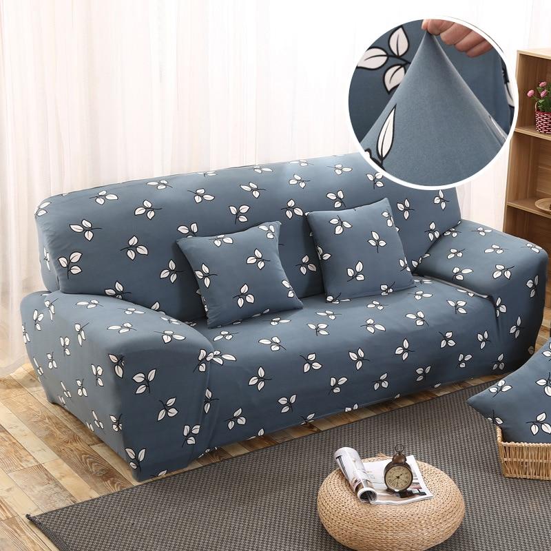 WLIARLEO Prevleka za kavč 100% poliester sodoben velik elastičen - Domači tekstil