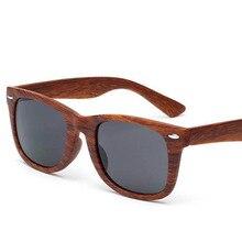 Madera de la vendimia de los hombres gafas de Sol de Las Mujeres Diseñador de la Marca Gafas de Sol de las mujeres Gafas de sol de los hombres gafas gafas de sol