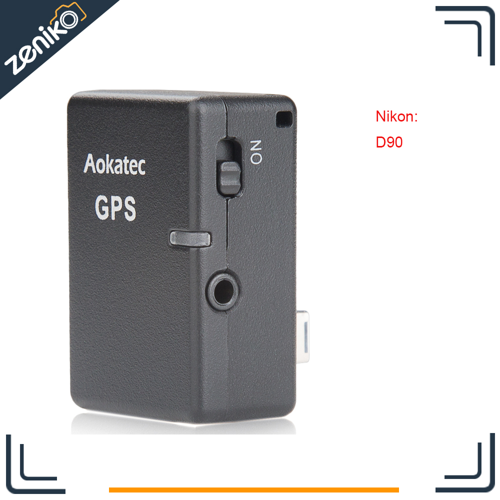 New Version!!! Aokatec AK-G9 GPS Receiver Wireless for Nikon DSLR Camera D90 new version aokatec ak g9 gps receiver wireless for nikon dslr camera d90