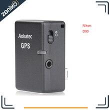 Nueva Versión!!! Aokatec AK-G9 Receptor GPS Inalámbrico para Nikon D90 DSLR Cámara