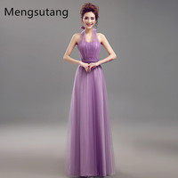 New Arrival 2015 Bridal Evening Dress Occident Style Braces Women Dress Party Dress The Wedding Evening