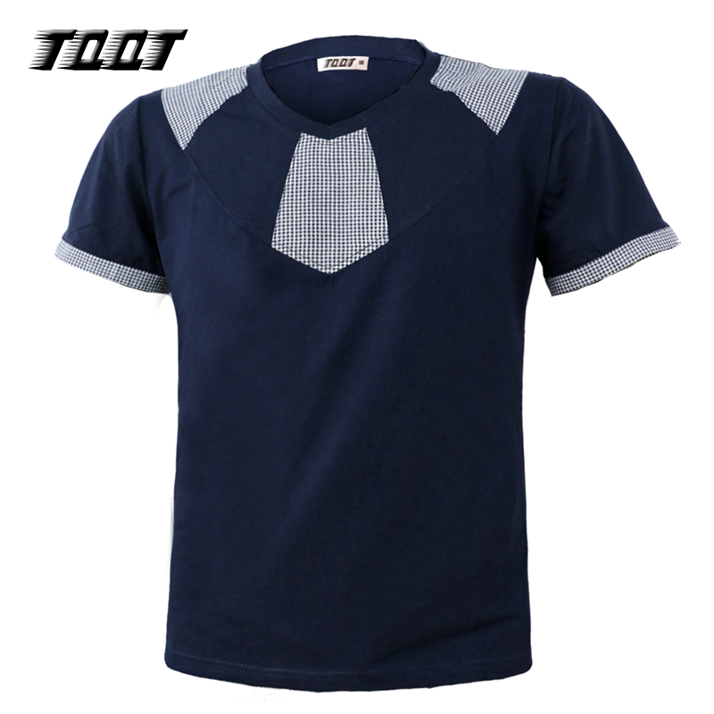 TQQT Տղամարդու վերնաշապիկներ կարճ - Տղամարդկանց հագուստ