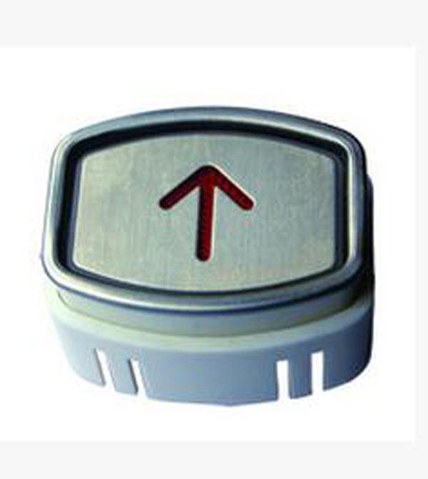 Elevators & Elevator Parts Da411 Objective Elevator Push Button Mtd411
