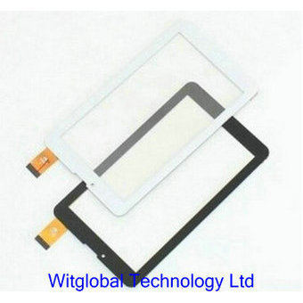 New Touch Screen For 7 Prestigio Multipad Wize 3087 3G Tablet Touch Panel digitizer glass Sensor Free Shipping new for 7 inch prestigio multipad pmt3137 3g tablet digitizer touch screen panel glass sensor replacement free shipping