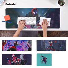 Babaite  Spider-Man Into the Spider-Verse Office Mice Gamer Soft Mouse Pad Speed/Control Version Large Gaming