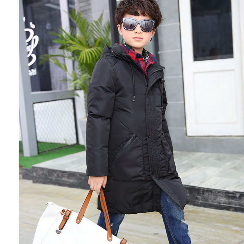 long winter child boy down jacket 2017 thick warm children jackets boys white duck down coat clothing hooded kids clothes russia winter boys girls down jacket boy girl warm thick duck down