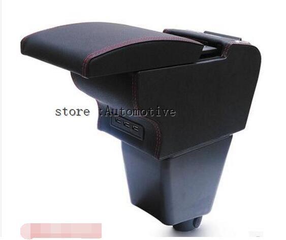 2015 2016 2017 pour renault captur microfibre en cuir accoudoir central bo te gants de voiture. Black Bedroom Furniture Sets. Home Design Ideas